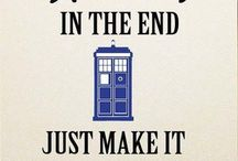Doctor / Doctor Who