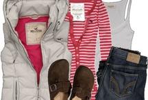 Comfy clothes / by April Hutchison