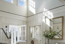 Beautiful Entryways/Foyers