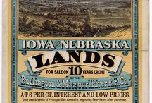 Pioneer Advertisements / Historic pioneer marketing advertisements, posters, and signs