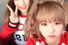 eunseo and luda