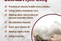 Účinky rostlin, plodů...