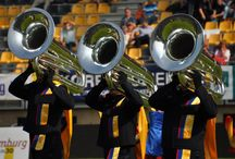 Brass in actie