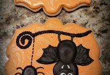 Cookie Decorating Halloween