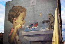graffiti s