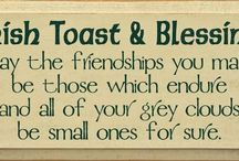 Toast & Blessings