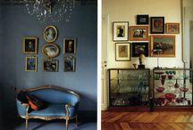antique room / antique room