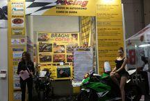 Motorbike 2016 / La SP ALLESTIMENTI opera nel settore degli allestimenti fieristici da oltre 25 anni. Allestitori per fiere ed eventi aziendali, operiamo con successo nei principali quartieri fieristici italiani ed europei.