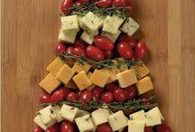 Pratos para Natal