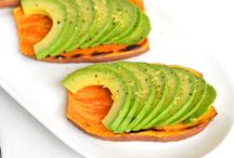 Sweet Potato Toast / It's all the rage - try it for yourself! / by North Carolina Sweet Potatoes