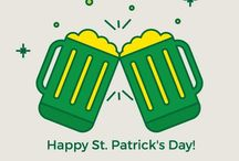 St. Patrick's day free vectors / Free vector images about St. Patrick's day.