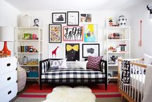 kids rooms / Discover ideas for your youngsters room, all the inspiration you need to transtition from nursery to teen