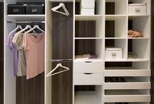 Wardrobe storage designs