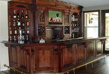 Home Bar / by Melissa Schaefer