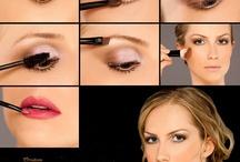 """Maquiagens / """"As vezes é necessário sair de cena; Nem que seja para retocar a maquiagem"""".  Aventino Bisneto"""