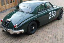 Jaguar MK1 / per Paolo