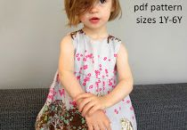Sewing - girls / Patterns, tutorials, ideas and inspiration for sewing for the girls in your life!