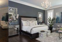 Before and After / Glamorous Transformations by POSH Exclusive Interiors