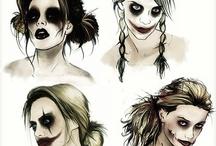 Halloween make Idea
