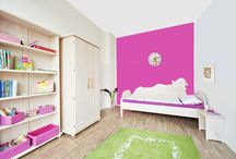 Bibi Blocksberg Kinderzimmer