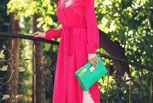 Hijab style / Tesettür giyim