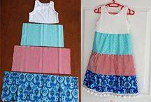 kız bebek elbise dikimi