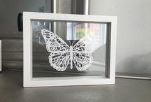 Paper Cut Art / The art of paper cutting