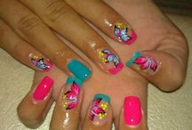 Summer nails / by Maranda Koch