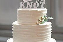 Kiel and A'lysse Wedding - Cake