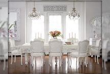 Dreamy Cream and White / ...if it's white, cream, ivory, or just plain dreamy...it's here:) / by Suzanne Dutcher