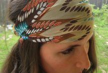 Scarf Head Wraps