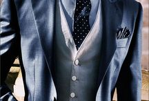 El novio trajes