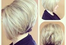 hair / by Sara Westbrook