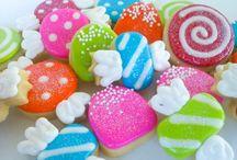Caramelos, caramelos y más caramelos (Vicky)