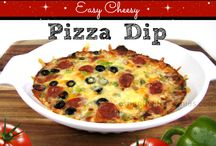 Dips and other goodies / by Tina Lucas