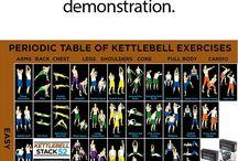 Kettlebell workouts