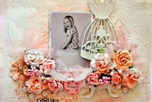 Awesome Layouts / Scrapbooking pages with great layouts or cool techniques and ideas for using on your own pages