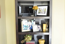 Bookcase  / by Roberta Peters Cram