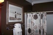 bathroom redo / by Amanda Kneisley