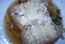 Soups / polévky