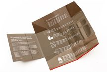 Brochure packaging