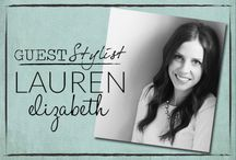 Gracie B. + Lauren Elizabeth / Lauren is the girl behind the style + beauty blog, Lauren Elizabeth. When she's not busy shopping her favorite stores or trying a new makeup product, you can find her making jewelry for her small business.