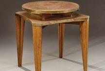 EUGENE PRINTZ / Né en 1889, Eugène Printz n'a suivi aucun enseignement scolaire particulier. Il se penche rapidement sur la réalisation de mobilier moderne qui trouve sa place à l'Exposition internationale des arts décoratifs et industries modernes en 1925.
