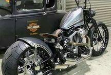 Davidson bike