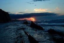 Flysch-Playa de Itzurun en Zumaia