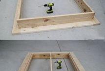 badroom wood