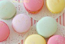 Desserts - macarons etc / by Lauren Olsen