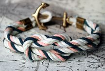05 - Bracelets - Cordes / by Chocolate & Wedding