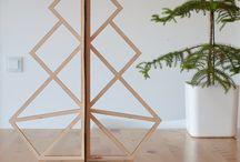 Minimalism Christmas Tree