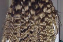 Aisha's hair